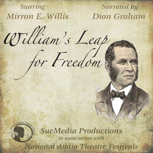 William's Leap for Freedom (Dramatized) audiobook cover art