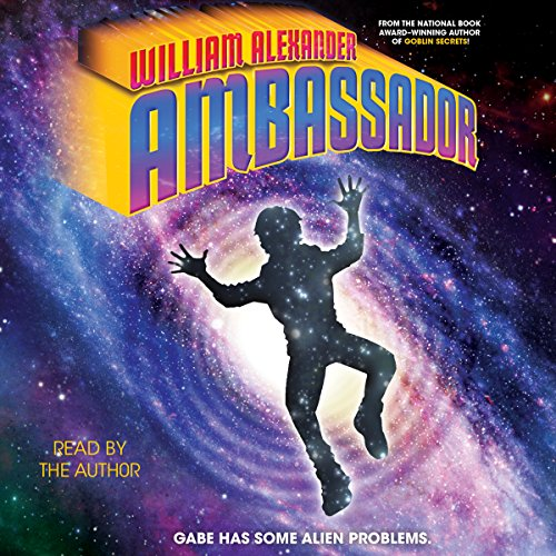 Ambassador audiobook cover art