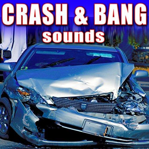 Car Crash into Rear Quarter Panel