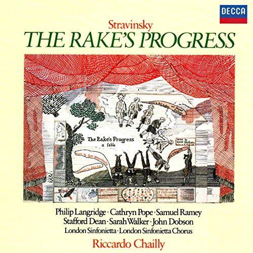 Riccardo Chailly, Philip Langridge, Cathryn Pope, Samuel Ramey, Stafford Dean, London Sinfonietta Chorus & London Sinfonietta