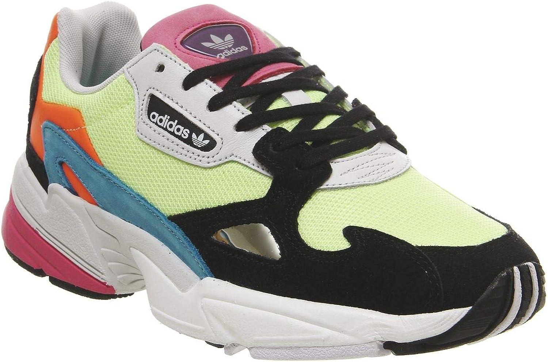 ADIDAS women's shoes low sneakers CG6210 FALCON W