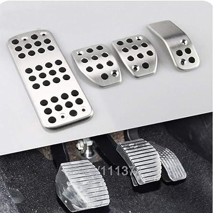 Tapa de aluminio para pedal de acelerador de freno para 207 301 307 208 2008 308