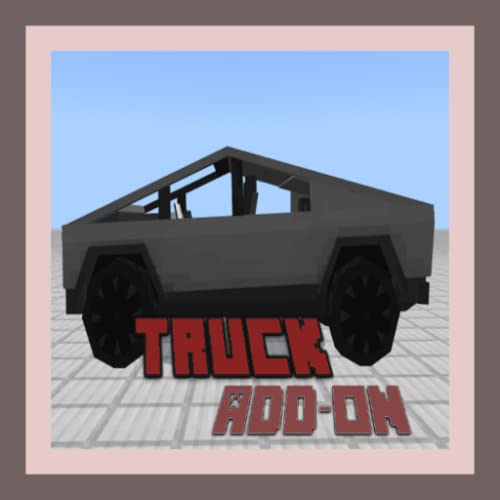 Truck Addon For Minecraft PE