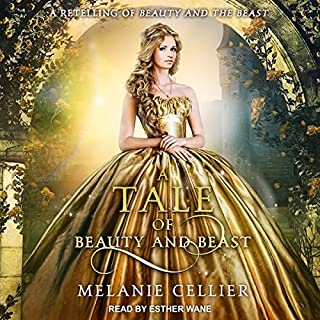 A Tale of Beauty and Beast audiobook cover art