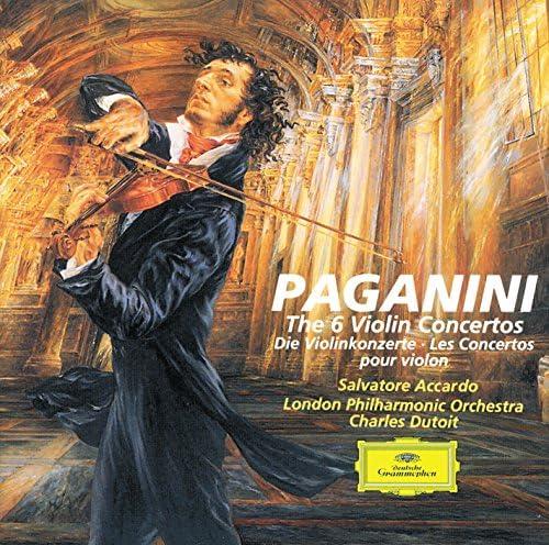 Salvatore Accardo, London Philharmonic Orchestra & Charles Dutoit