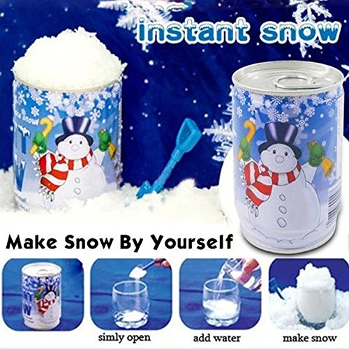 Generic Artificial Instant Snow Christmas Decoration DIY Snow