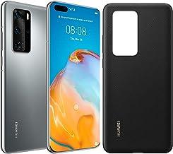 Huawei P40 Pro (5G) ELS-NX9 Dual/Hybrid-SIM 256GB (GSM Only | No CDMA) Factory Unlocked Smartphone (Silver Frost) - Intern...