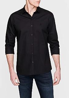 Cepsiz Siyah Gömlek