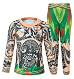 AmzBarley Costume for Little Boys Pajamas Set Toddler Kids Pjs Age 3-4 Years Size 3T