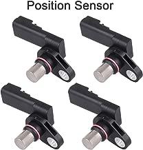 CTCAUTO 4PCS 5293161AA Sensor Camshaft Position sensor Fits for 2002-2008 Mini Cooper 2002-2008 Mini Cooper