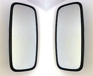 V003 x2 achteruitkijkspiegel 29 x 17 cm universele spiegel voor vrachtwagen bus tractor bagger