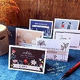 50 Tischkarten – Trinken! Essen! Quatschen! Grün   Schild Design in Lindgrün   Namenskarten, Platzkarten zum beschriften für Hochzeit, Geburtstag, Familienfeier, Jubiläum   Recyclingpapier CO2 neutral - 3