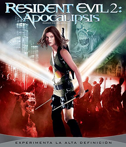 Resident Evil 2: Apocalipsis [Blu-ray]