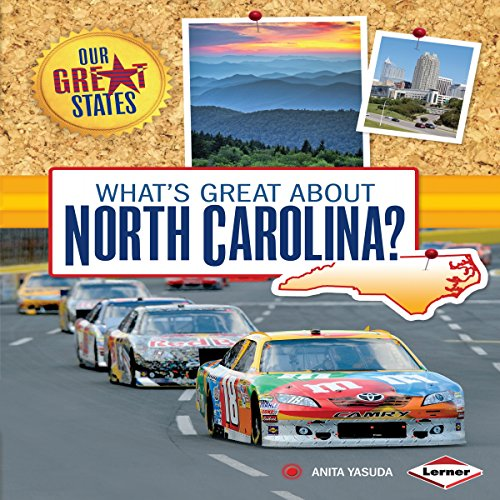 What's Great About North Carolina? cover art