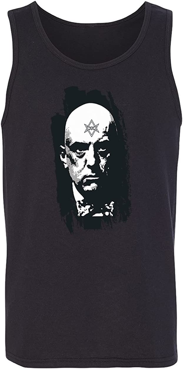 RIVEBELLA New Gifts Novelty Graphic Industry No. 1 Tee Tank Satanic Occult Luciferian