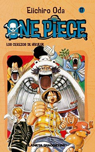 One Piece 17, Los cerezos de Hiruluk