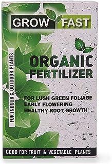 Grow Fast Organic Fertilizer Granular