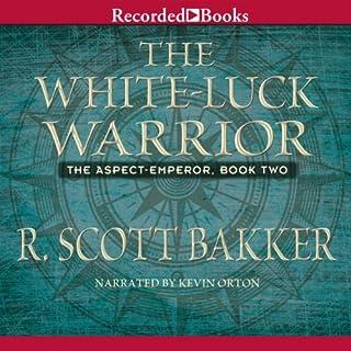 The White-Luck Warrior cover art