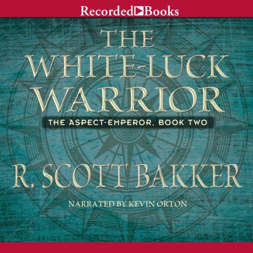 The White-Luck Warrior audiobook cover art