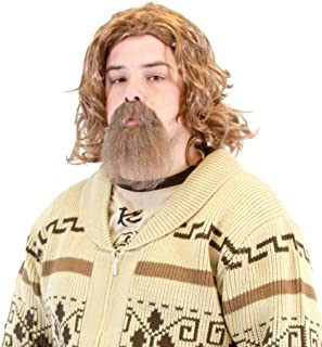 the big lebowski dude wig