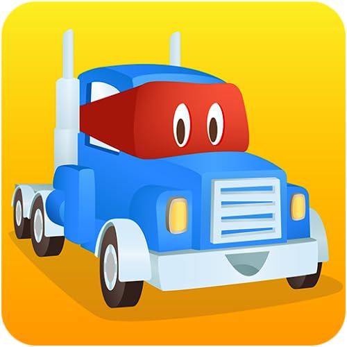 Carl der Super Truck Baustelle: graben, bauen