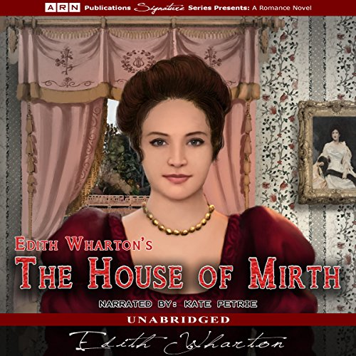 Couverture de The House of Mirth
