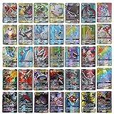 CZSMART 200 Cromos, Juego de Cartas, Cartas Coleccionables GX con 62 Tag Team GX + 132 GX + 6 Entrenador