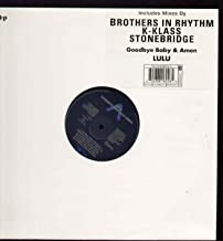 LULU - GOODBYE BABY AND AMEN - 12 inch vinyl record
