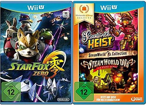 Star Fox Zero & Wii U SteamWorld CollectionNintendo eShop Selects