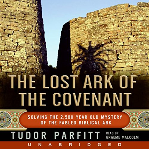 The Lost Ark of the Covenant audiobook cover art