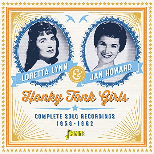 Honky Tonk Girls: Complete Solo Recordings (1958-1962)