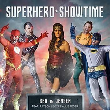 Superhero Showtime (feat. Payson Lewis & Allie Feder)