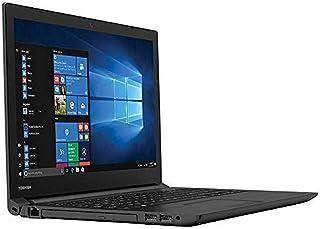 Toshiba Tecra C50 i5-8250U 8GB RAM 256GB SSD Intel UHD Graphics 620 15.6-inch HD Windows 10 Pro Laptop, Black, PT5A1A-01Q00K