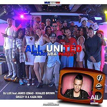 "All United: ""Marhaba Party"" - Single"