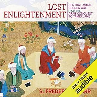 Lost Enlightenment audiobook cover art