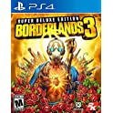 Borderlands 3 Super Deluxe Edition for PS4