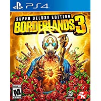 Borderlands 3 Super Deluxe Edition for PlayStation 4 by 2K