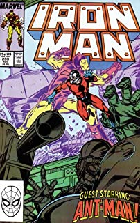Iron Man #233 Guest Starring Ant-Man