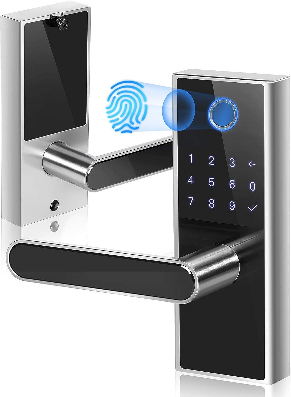 いつでも送料無料 iMagic Electronic Fingerprint Door Entry ブランド品 Lock Keypad