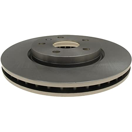 ACDelco Gold 18A2317 Black Hat Front Disc Brake Rotor