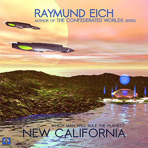 New California audiobook cover art