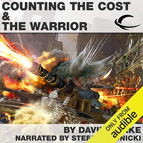 Counting the Cost & The Warrior cover art