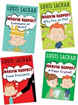 Marvin Redpost (4 Set) Kidnapped at Birth; Why Pick on Me; Class President; Magic Crystal?