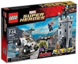 Super Heroes LEGO 405 PCS The Hydra Fortress Smash Brick Box Building Toys