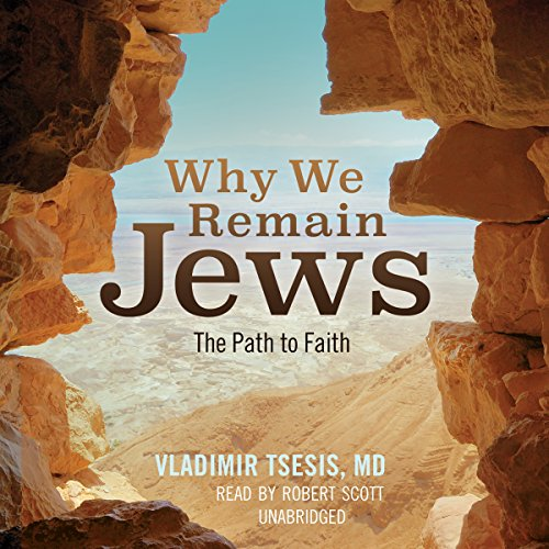 Why We Remain Jews audiobook cover art