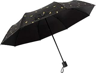 折りたたみ傘 軽量 レディース 傘 かさ カサ 晴雨兼用 小型 ミニ 収納袋付き 雨具 梅雨 通勤 通学 自転車 旅行 カジュアル 5ッ折り/3ッ折り フリーサイズ ブラック/ベージュ