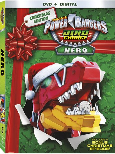 Power Rangers Dino Charge Hero [Edizione: Stati Uniti] [Italia] [DVD]
