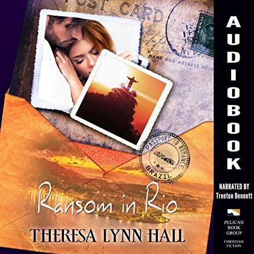Ransom in Rio audiobook cover art