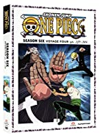 ワンピース : シーズン6 パート4 北米版 / One Piece: Season Six - Voyage Four [Blu-ray+DVD][Import]