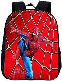 XWXBB Spiderman Cartable pour enfant Motif dessin animé